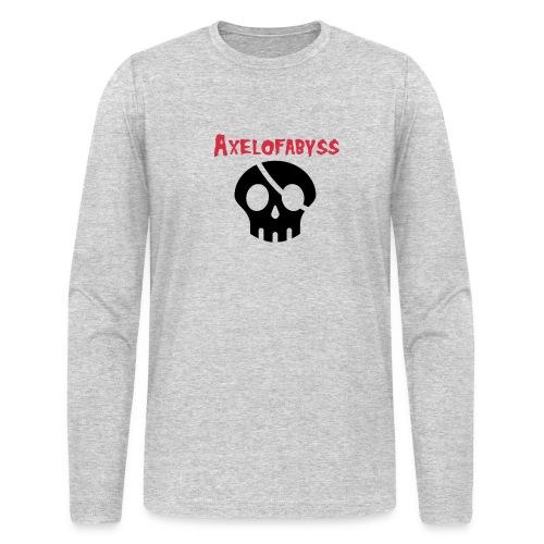 skull pirate 2 - Men's Long Sleeve T-Shirt by Next Level