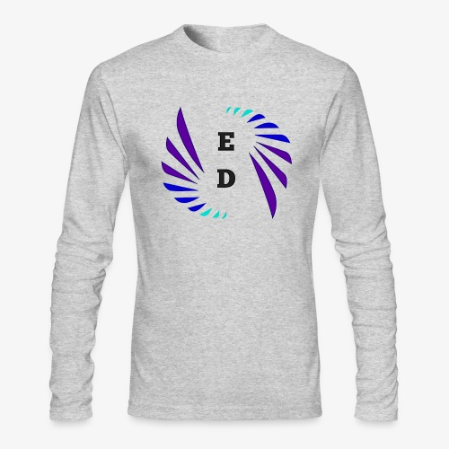 Entertainment Daily Logo - Men's Long Sleeve T-Shirt by Next Level
