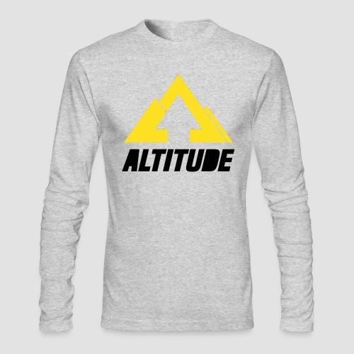 Empire Collection - Yellow 2 - Men's Long Sleeve T-Shirt by Next Level
