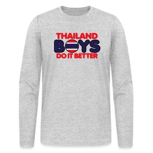 2020 Boys Do It Better 06 Thailand - Men's Long Sleeve T-Shirt by Next Level