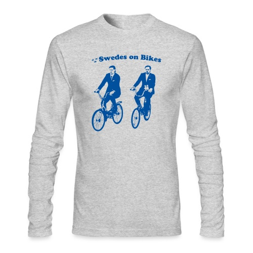 swedesonbikes - Men's Long Sleeve T-Shirt by Next Level