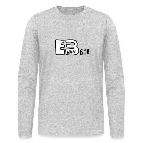 Evan3690 Logo - Men's Long Sleeve T-Shirt by Next Level