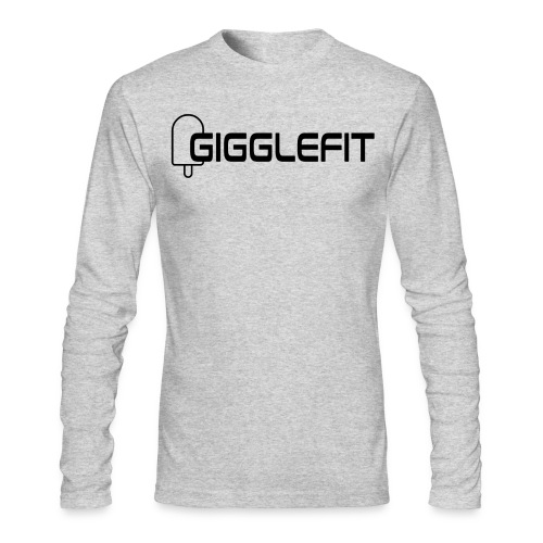 Mens Long Sleeve Tshirt - Men's Long Sleeve T-Shirt by Next Level
