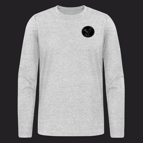 fndbvm png - Men's Long Sleeve T-Shirt by Next Level