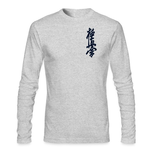 kyokushinkaikan - Men's Long Sleeve T-Shirt by Next Level