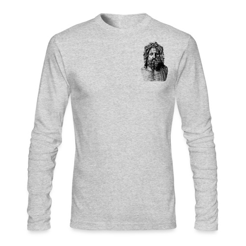g png - Men's Long Sleeve T-Shirt by Next Level