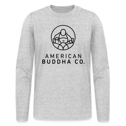 AMERICAN BUDDHA CO. ORIGINAL - Men's Long Sleeve T-Shirt by Next Level