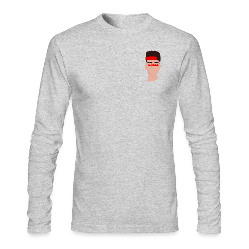 Alpha Mike - Men's Long Sleeve T-Shirt by Next Level