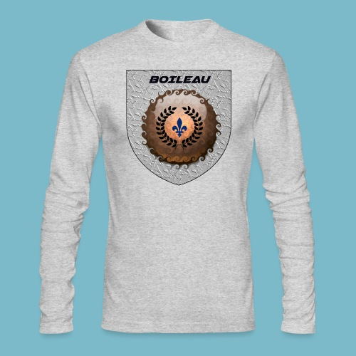BOILEAU 1 - Men's Long Sleeve T-Shirt by Next Level