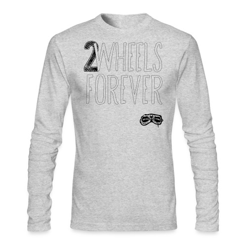 Forever 2 - Men's Long Sleeve T-Shirt by Next Level