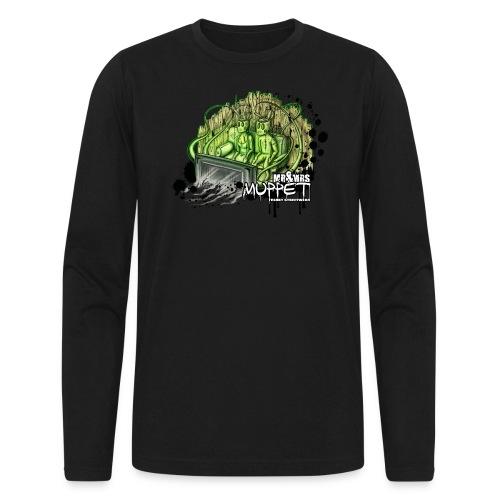 mr & mrs muppet - Men's Long Sleeve T-Shirt by Next Level