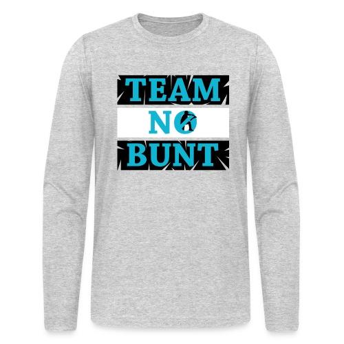 Team No Bunt - Men's Long Sleeve T-Shirt by Next Level