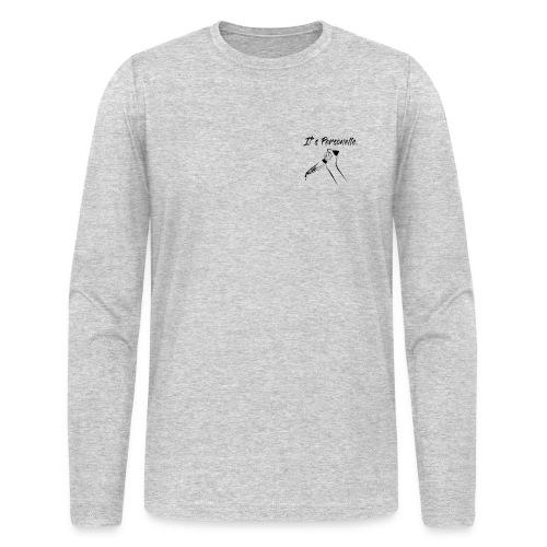 personelle - Men's Long Sleeve T-Shirt by Next Level