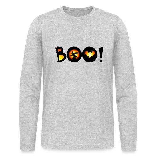 Happy Halloween Boo 2 - Men's Long Sleeve T-Shirt by Next Level