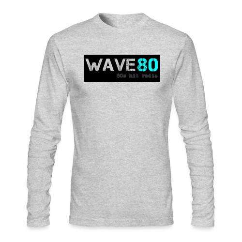 Main Logo - Men's Long Sleeve T-Shirt by Next Level