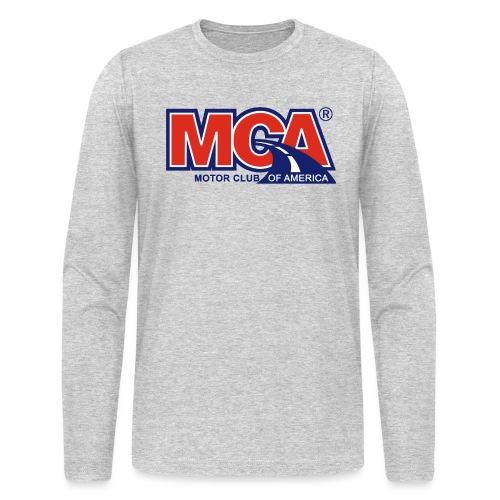MCA - Men's Long Sleeve T-Shirt by Next Level