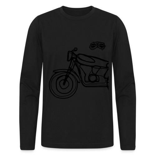 Original 2 - Men's Long Sleeve T-Shirt by Next Level