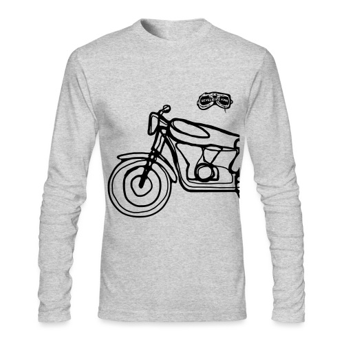 Original 2 - Men's Long Sleeve T-Shirt by Next Level