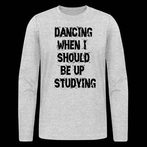 dancing - Men's Long Sleeve T-Shirt by Next Level