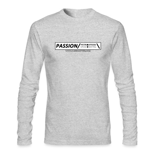 Spread the word! - Thank you for letting us know! - Men's Long Sleeve T-Shirt by Next Level