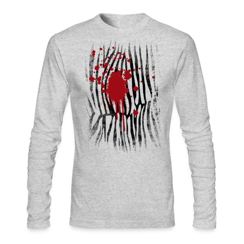 fuck you hunter... we don't die! - Men's Long Sleeve T-Shirt by Next Level