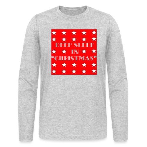 Christmas theme - Men's Long Sleeve T-Shirt by Next Level