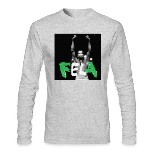 images fela2b - Men's Long Sleeve T-Shirt by Next Level