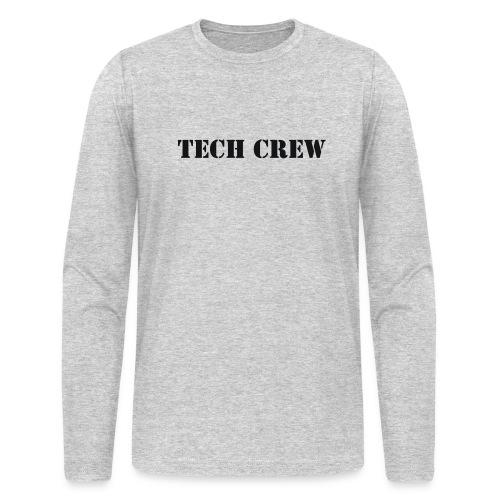 Tech Crew - Men's Long Sleeve T-Shirt by Next Level