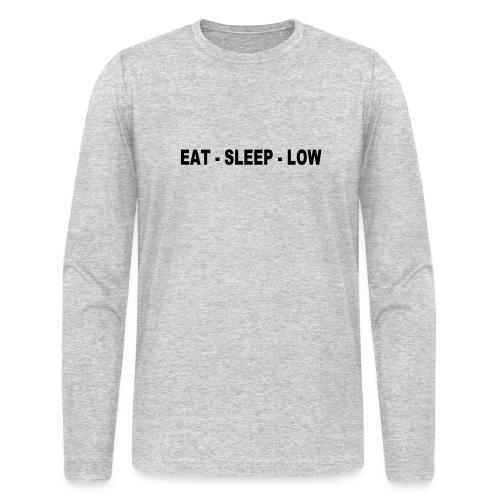 Eat. Sleep. Low - Men's Long Sleeve T-Shirt by Next Level