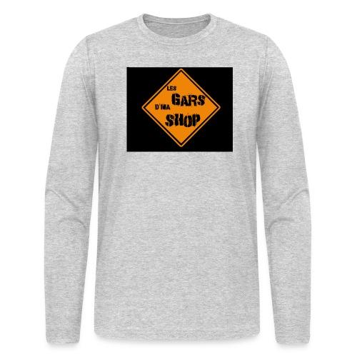 shop_n - Men's Long Sleeve T-Shirt by Next Level