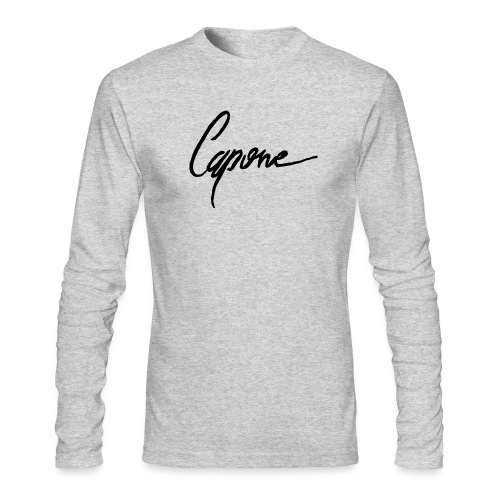 Capone - Men's Long Sleeve T-Shirt by Next Level