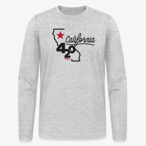 California 420 - Men's Long Sleeve T-Shirt by Next Level