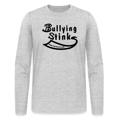 Bullying Stinks! - Men's Long Sleeve T-Shirt by Next Level