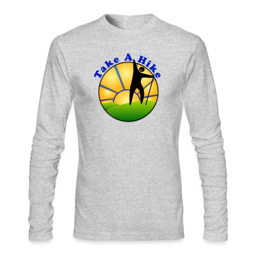 Take A Hike - Men's Long Sleeve T-Shirt by Next Level