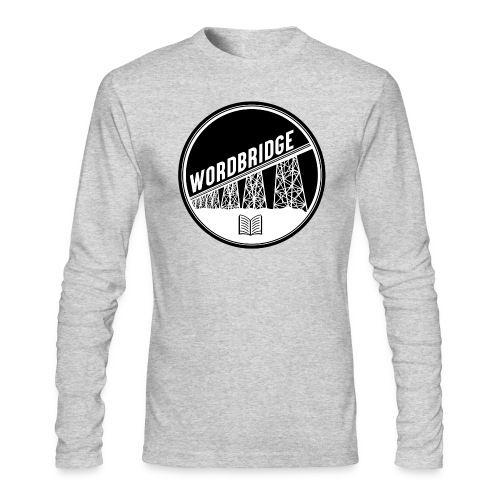WordBridge Conference Logo - Men's Long Sleeve T-Shirt by Next Level