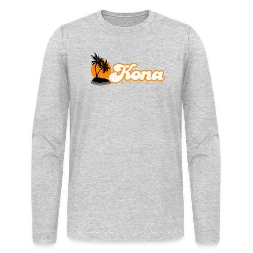 Kona Hawaii - Men's Long Sleeve T-Shirt by Next Level