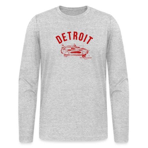 Detroit Art Project - Men's Long Sleeve T-Shirt by Next Level