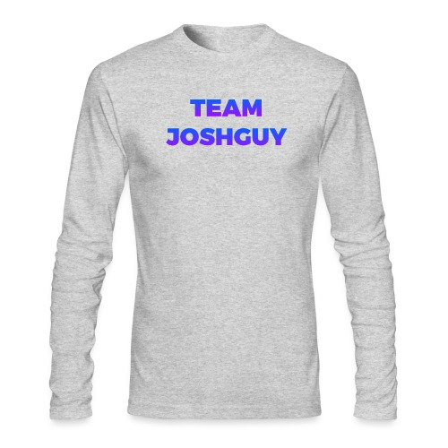 Team JoshGuy - Men's Long Sleeve T-Shirt by Next Level