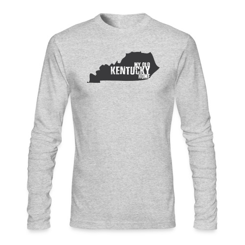 My Old Kentucky Home - Men's Long Sleeve T-Shirt by Next Level