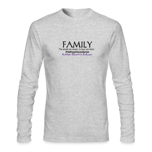 Dzintra Sullivan designs 3 - Men's Long Sleeve T-Shirt by Next Level