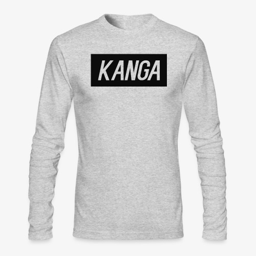 Kanga - Men's Long Sleeve T-Shirt by Next Level