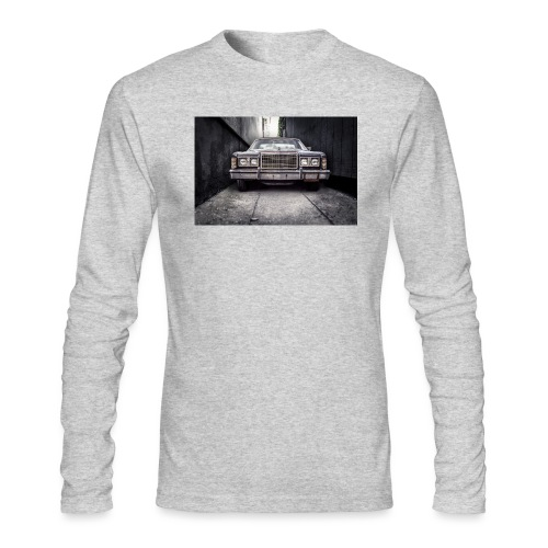 ford classic car automobile car 47358 jpg - Men's Long Sleeve T-Shirt by Next Level