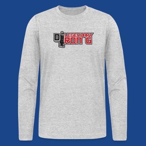 Ron G logo - Men's Long Sleeve T-Shirt by Next Level