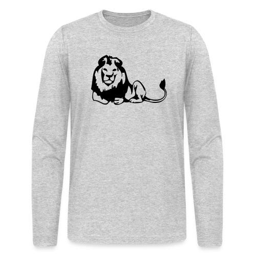 lions - Men's Long Sleeve T-Shirt by Next Level