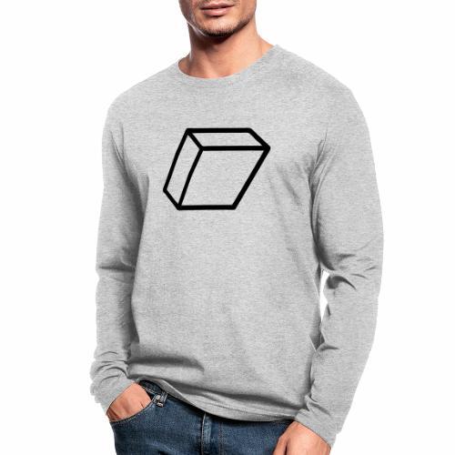 rhombus3 ai - Men's Long Sleeve T-Shirt by Next Level