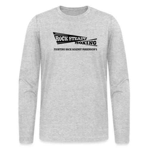 I Am Rock Steady T shirt - Men's Long Sleeve T-Shirt by Next Level