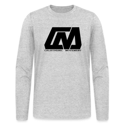 Cali Move Front black women - Men's Long Sleeve T-Shirt by Next Level
