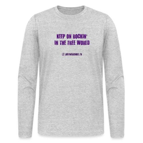 KORITFW - Men's Long Sleeve T-Shirt by Next Level
