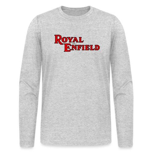 Royal Enfield - AUTONAUT.com - Men's Long Sleeve T-Shirt by Next Level