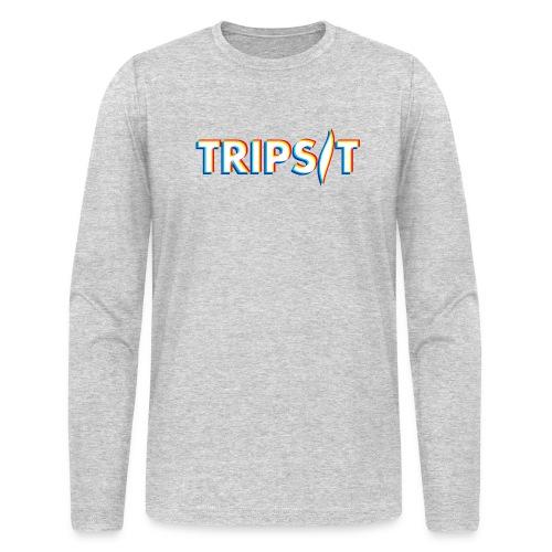 TripSit Logo (No URL) - Men's Long Sleeve T-Shirt by Next Level